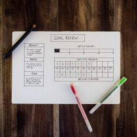 New Year's Goal Setting Tips